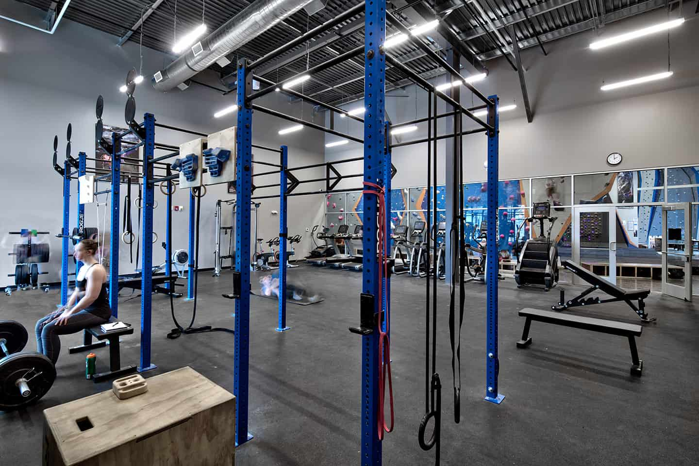 Central Rock Gym